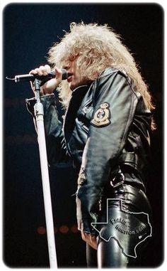 Jon Bon Jovi...ahhh