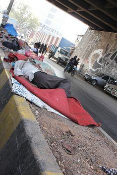Mahim Home Of The Homeless, via Flickr.