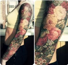 Exactly how I want my sleeve  Floral tattoo sleeve 8531 Santa Monica Blvd West Hollywood, CA 90069 - Call or stop by anytime. UPDATE: Now ANYONE can call our Drug and Drama Helpline Free at 310-855-9168.