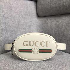 d9478e508e915 Gucci Logo Print Belt Bag 100% Authentic 80% Off | Authentic Gucci Handbags  Torebki