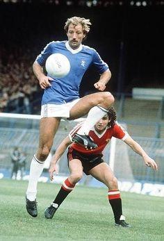 Frank Worthington Birmingham City 1980