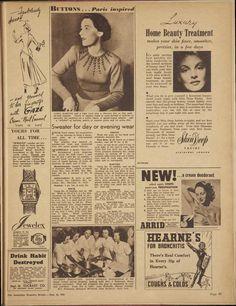 Issue: 25 Jun 1949 - The Australian Women's Wee...