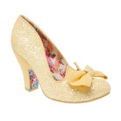 Maybe a little too chunky? - Irregular Choice shoes.