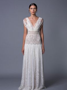 Lihi Hod Fall 2017: Romantic, Whimsical Wedding Dresses | TheKnot.com