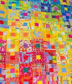 "close up, ""Hope"" Quilt by Kikuyo Miyashita from Japan. Exhibited at the Wisconsin Museum of Quilts and Fiber Arts in Cedarburg, Wisconsin. Photo by Jeanne Selep."