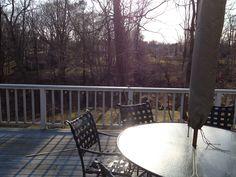 Patio Deck, Patio, Outdoor Decor, Home Decor, Decoration Home, Room Decor, Front Porches, Home Interior Design, Decks