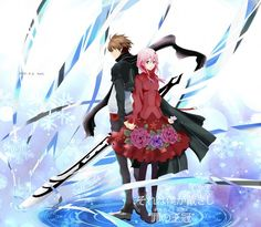 Guilty Crown Art