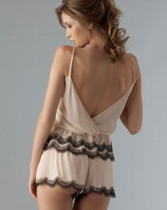 Myla | Creme Brulee Lucille Camisole | Frou Frou Lounge