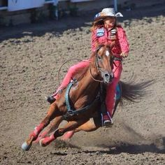 Fallon and BabyFlo the 2014 WPRA PRCA World Champions. #Teamdynasty So inspiring, and another Dr Nick Bar daughter to win the world.