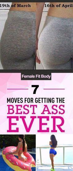 7 Butt Workout for Summer Top Of Butt Workout, Back Of Thigh Workout, Butt Workouts, Fitness Workouts, Workout For Waist, Leg Press Workout, At Home Workouts, Fitness Goals, Fitness Tips