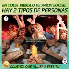 No se que tiene el Venezolano pero en todas las reuniones o fiestas sociales #HayDosTiposDePersonas 1. La que sale y no para de bailar se disfruta la fiesta del comienzo hasta el final.  2. La que va pendiente de los tequeños con queso. Visita nuestra web  www.PortalDJs.com.ve #SoloParaRumberos  COMENTA QUE NUMERO ERES