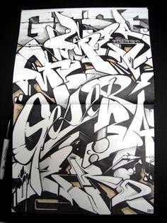 OH MY GESER #graffiti