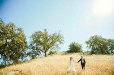 California Fall Wedding: Kaitlyn + Chad