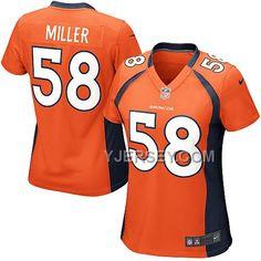 Womens Nike Broncos 58 Game White Super Bowl 50 Bound Pro Line Fashion Von  Miller Elite Jersey-80%OFF Nike Be Luvd Von Miller Elite Jersey at ... 97359e3f5