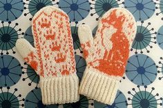 Ravelry: Kettulapaset pattern by Elisa S Knitting Stitches, Baby Knitting, Knitting Patterns, Knit Mittens, Knitted Gloves, How To Start Knitting, Needlework, Knit Crochet, Arts And Crafts