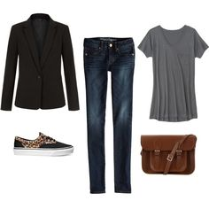 """casual"" by tretrulienka on Polyvore"