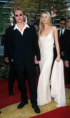 Oscars: Gwyneth Paltrow in Calvin Klein, 1996