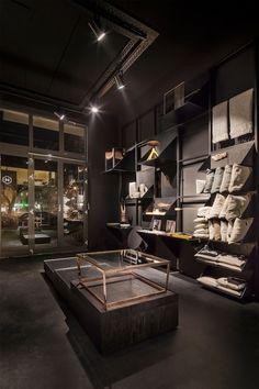 【德國Hidden Fortress】黑色是最時尚又神祕的顏色 世界大賞 | 愛設計A+Design線上誌 - 室內設計平台