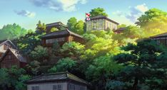 Post with 2377 votes and 121240 views. Tagged with art, anime, movies and tv, studio ghibli, home; Shared by TiAQueen. Studio Ghibli Background, Animation Background, Hayao Miyazaki, Up On Poppy Hill, Secret World Of Arrietty, Cartoon Wallpaper Hd, Wallpaper Ideas, Studio Ghibli Art, Ghibli Movies