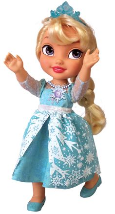 Frozen Snow Glow Elsa is one of 18 Top Holiday Toys for Girls as seen on http://www.toys.about.com.