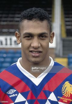 Alan Hunte of the Great Britain Rugby League team, circa Rugby League, Great Britain, World Cup, Sports, Hs Sports, World Cup Fixtures, Sport