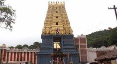 Simhachalam is a temple located in Visakhapatnam. It is highly popular among the devotees of Lord Vishnu. The temple architecture represents a combination of Orissa and Dravidian style.
