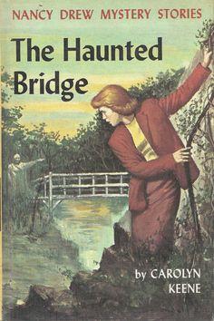 Nancy Drew #15 - The Haunted Bridge