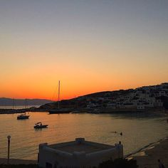 Amazing sunset time , at Donousa island (Δονούσα). Enjoy all the calmness you need and explore this picturesque small island .