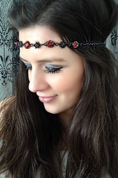 Hey, I found this really awesome Etsy listing at https://www.etsy.com/listing/182518855/music-festival-hippie-headband-hair