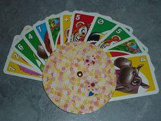 DIY - card holder for kids