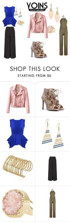 """""""This or this... OMG Yoins"""" by vildana-dezic ❤ liked on Polyvore"""