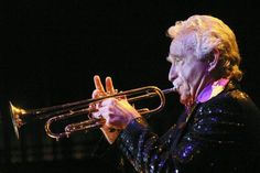 Enjoy four tickets to this exciting performance. The vivacious trumpeter and band leader Doc Severinsen leads The San Miguel Five in an evening of sophisticated Latin rhythms and jazz. Doc Severinsen, Trumpets, Jazz, Bob, Music Instruments, Auction, Concert, San Miguel, Trumpet