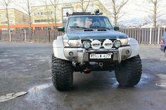 """Nissan Patrol Gr Y61 40"""""""