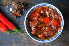 Sambal Recipe, Suriname Food, Pickels, Kitchen Queen, Chutney, Indonesian Food, Pesto, Hot Sauce, Asian Recipes