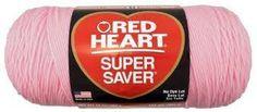 Petal Pink - ID# E302_373 - Red Heart Super Saver