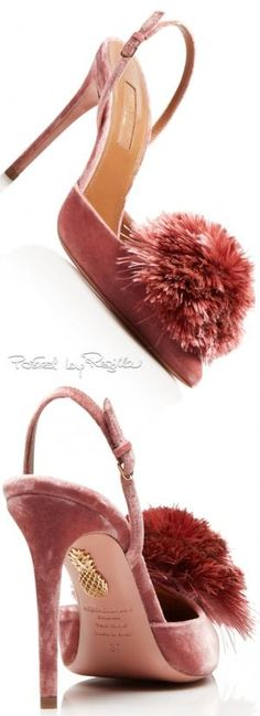 Regilla ⚜ Aquazzura by marguerite