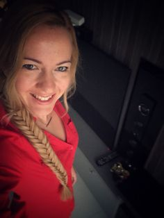 My fishtail beaid today  #hair #hairstyle #braid #fishtail #fishtailbraid #longhair