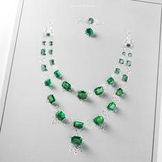 Emeralds of Van Cleef