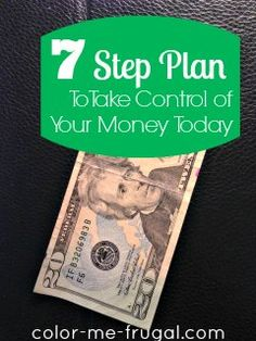 Tired of being up to your eyeballs in debt, struggling to figure out what to do next? You're not the only one! Find out how to take control of your money.