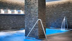 Schweizerhof Bern & THE SPA: Don't miss a visit to the brand-new spa, which opened February 2012.