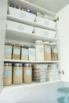 Making the Most of a Pantry-Less Kitchen