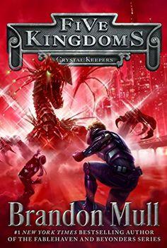 Crystal Keepers (Five Kingdoms) by Brandon Mull http://www.amazon.com/dp/1442497068/ref=cm_sw_r_pi_dp_3dUMub1P6RBM2