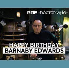 Happy Birthday, Barnaby Edwards Doctor Who Shop, Doctor Who Merchandise, Big Finish, Audio Drama, Bbc, Audiobooks, Tv Shows, Happy Birthday, Happy Brithday