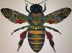 """""""he of the sedge and bee""""  artwork by  Solwind Art"""