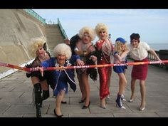 drag queens and flea markets brighton - Google Search