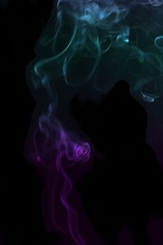 The Face in the Smoke by Jeremiah  Policky, via 500px