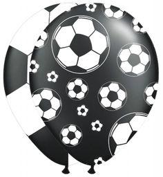 ballonnen voetbal - Suus Kinderfeestjes