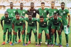 The Super Eagles of Nigeria have been placed in Group E in the race to be at the 2019 Africa Cup of Nations.