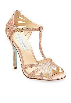 Betsey Johnson Tee Sandal