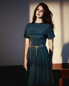 Lana Del Rey by Francesco Carrozinni